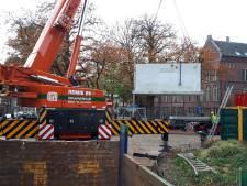 Nieuwe waterput voor Bergse monumentale fontein