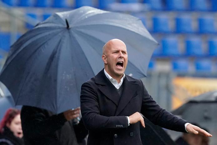 Arne Slot.
