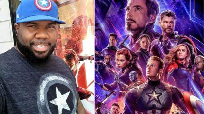 Superfan mocht 'Avengers: Endgame'-set bezoeken nadat hij 103 keer naar de vorige film ging kijken in de bioscoop