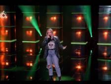 Bredase Joy maakt indruk in DanceSing: 'Ik was veel zelfverzekerder dan tijdens The Voice'