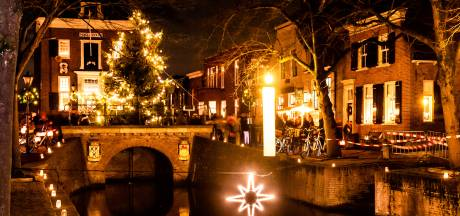 Heel Nieuwpoort vol lichtjes: het is Kerst in het kleinste stadje van Holland