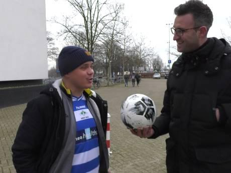 Lim-Duan in Stiften: 'Oliebollenbakker' van Everse, kleine grote lieveling van PEC en Feyenoord-fan
