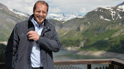 """Met Tour-baas Christian Prudhomme op parcoursverkenning: """"Bergen moet je in het echt zien"""""""