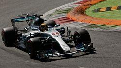 Hamilton neemt WK-leiding over na winst in Monza, Vandoorne moet opgeven door motorproblemen