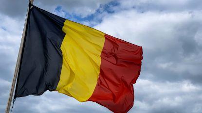 """Na de knuffelbeertjes voor Bjorg nieuwe oproep: """"Hang Belgische vlag uit"""""""