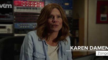 """'Tegen De Sterren Op' drijft de spot met Karen Damen: """"Comebacks? Dat werkt altijd..."""""""