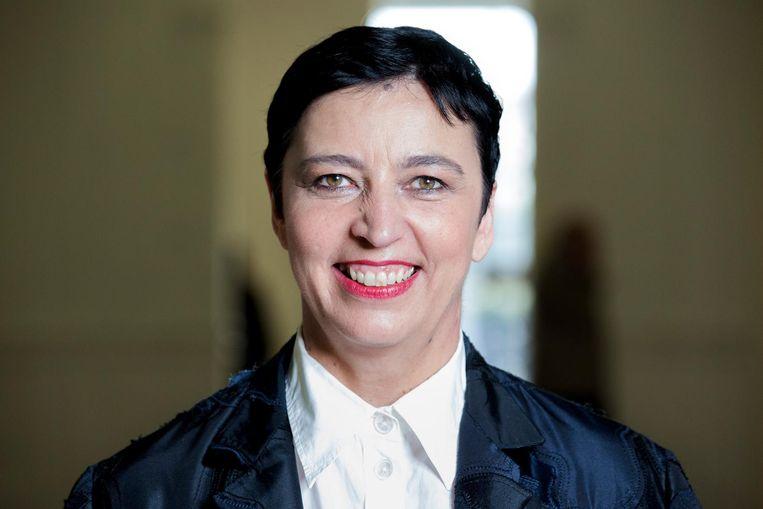 Beatrix Ruf, die niet aanwezig zal zijn bij de opening Beeld anp