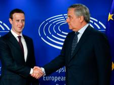 Excuses Zuckerberg in Europees Parlement