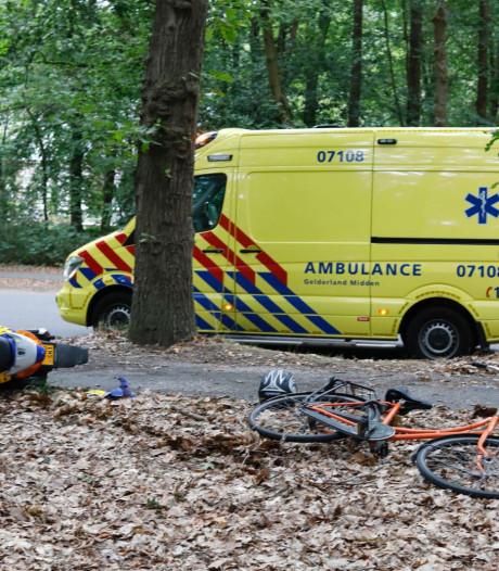 Scooterrijder gewond na eenzijdig ongeval in Ede