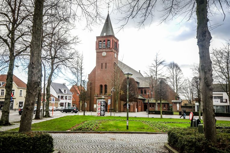 De Sint-Michielkerk.