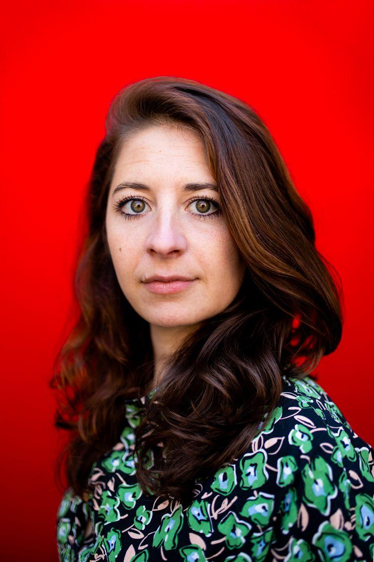 Charlotte van der Lande (30), ondernemer  Beeld Nosh Neneh