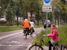D66: 'Verleg wegen in Breda en geef fietsers voorrang'