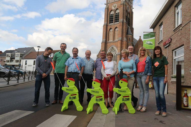 Het gemeentebestuur van Zonnebeke en de vrije basisschool De Biesweide ijveren al lang voor een veilige schoolomgeving.