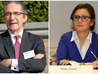 Willy Claes raadt dochter Hilde aan stap opzij te zetten