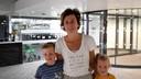 Bregje de Jong uit Oldenzaal heeft moeite om de weg naar ziekenhuis MST te vinden.