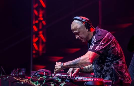 DJ Paul Elstak.