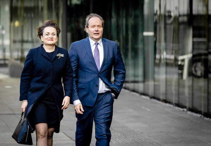 Alexandra van Huffelen en Hans Vijlbrief volgden begin dit jaar Menno Snel op als nieuwe staatssecretarissen van Financiën.