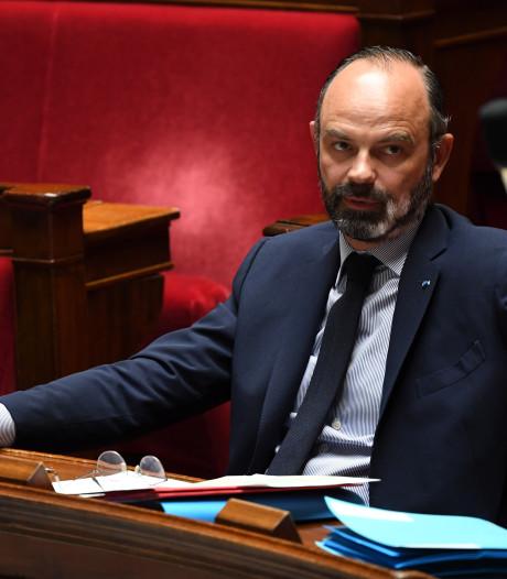 "Edouard Philippe: ""L'heure du confinement va durer"""