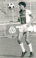 Maco van Basten bij Ajax, 17 jaar