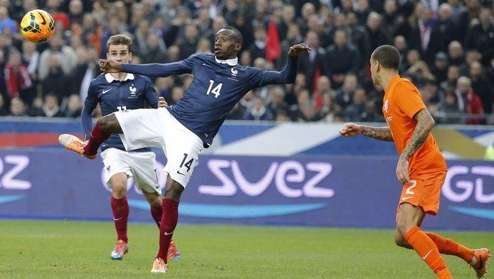 Matuidi a marqué le deuxième but de la France.