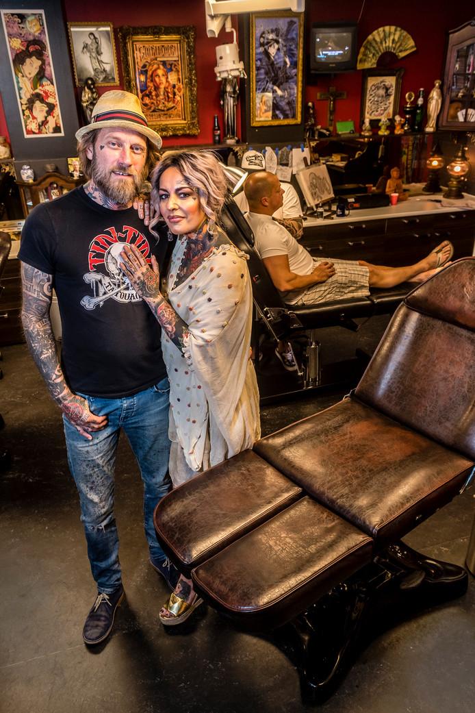 Drukke Tijden Voor Tattooshop Ossendrecht Tattoos Zijn Een