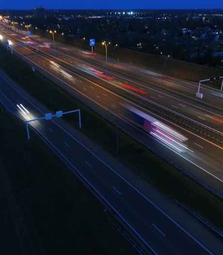 Delen van de Randweg Eindhoven blijven nog langer in duister gehuld