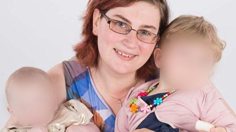 Slachtoffer Sara Laeremans.