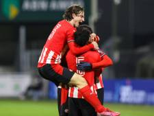Jong PSV pakt eindelijk weer eens drie punten in plaats van louter pluimen