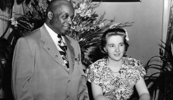 Sweet Angel Divine (1925-2017) was ervan overtuigd dat ze trouwde met God