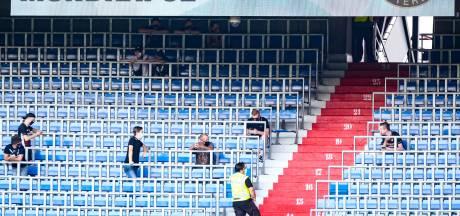 Competitiemanager KNVB: 'Stadion een van de veiligste plekken in coronatijd'