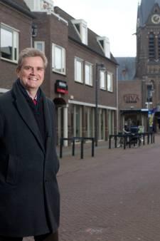 Burgemeester Borne zwaait in april af