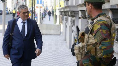 "Vandeput: ""Militaire vakbond is totaal onbetrouwbaar en zaait onnodig onrust"""