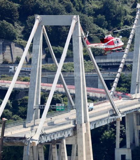 Competitieduels Sampdoria en Genoa uitgesteld na brugramp