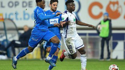 Lang getalm bij de openingstreffer en een jeugdzonde van Kana: kijk hier naar de hoogtepunten van AA Gent-Anderlecht
