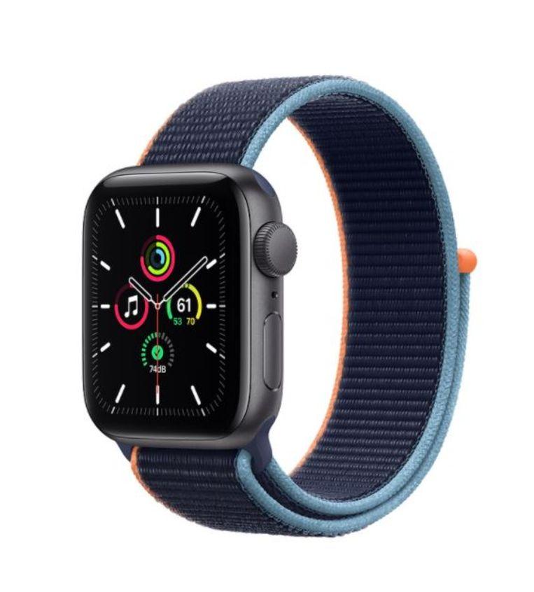 Apple Watch SE. Beeld Apple