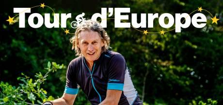'In België zijn ze net zo dol op wegopbrekingen als in Nederland: vier in 5 kilometer'