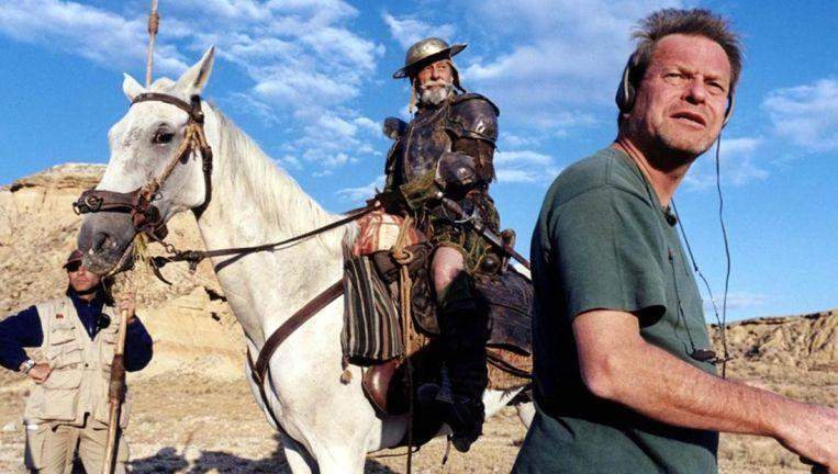 Scène uit The Man Who Killed Don Quixote. Beeld ap