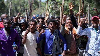 400 arrestaties na dodelijke betogingen in Ethiopië
