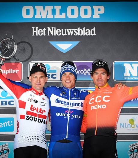 LIVE | Wie wint bij afwezigheid van Van der Poel de Omloop Het Nieuwsblad?