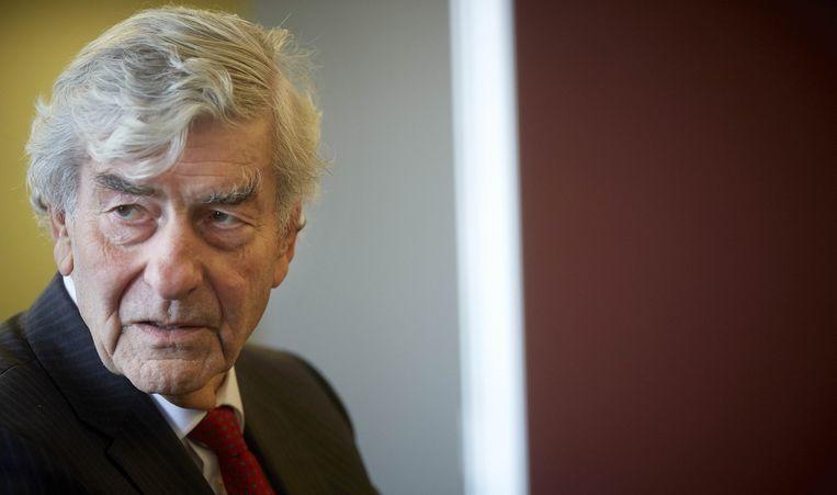 Oud-premier Ruud Lubbers. Beeld ANP