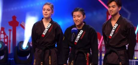 Harderwijkse sporters verbaasd over Golden Ticket Holland's Got Talent