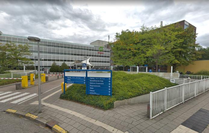 Ziekenhuis Tergooi in Hilversum.