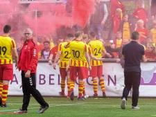 Go Ahead Kampen blijft eersteklasser: 'Jammer dat het zo moet eindigen'