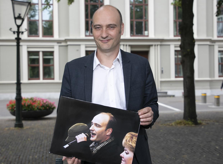 Jasper van Dijk zit dertien jaar voor de SP in de Tweede Kamer.