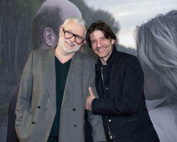 Filip Peeters en Koen Wauters.