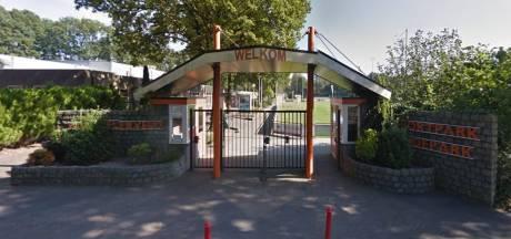 Jongerenontmoetingsplek naast sportpark Lemelerveld van de baan