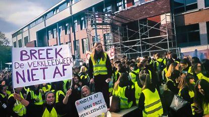 School verbiedt verkleeddag na outing Sam Bettens: leerlingen protesteren