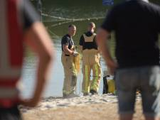 Vermiste vrouw in strandbad Nuenen nog niet gevonden, politie staakt zoektocht bij invallen duisternis