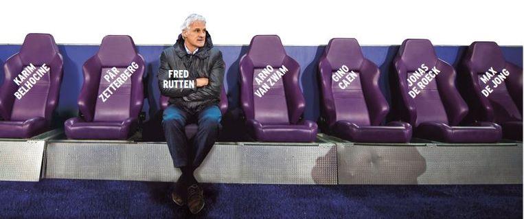 Assistenten genoeg voor Fred Rutten.