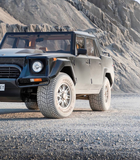 Lamborghini wil de 'Rambo Lambo' weer gaan bouwen